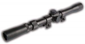 Tasco Rimfire 3-7x 20mm Reticle Riflescope Review